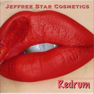 🆕💋 Jeffree Star REDRUM Velour Liquid Lipstick